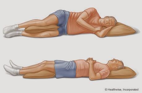 Dormire Con Il Cuscino Tra Le Gambe.Come Dormire Meglio E Ridurre I Dolori Grazie All Uso Strategico